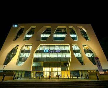 aABC Bank HQ