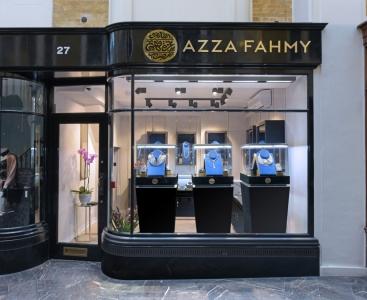 aAzza Fahmy Antiques & Jewelry