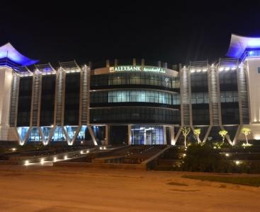 bBank of Alexandria San Paolo HQ