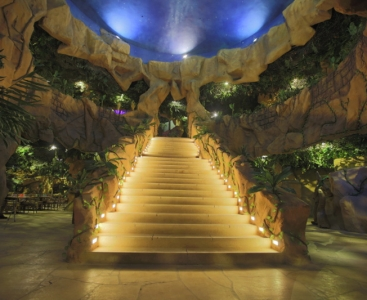 -Jungle Restaurant