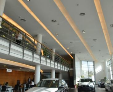 mMotor City Showroom
