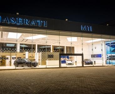 -Maserati Egypt – MTI