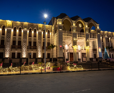 -St. Mark's Coptic Orthodox HQ